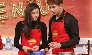 Trương Quỳnh Anh 'vạch mặt' Tim chưa bao giờ phải vào bếp