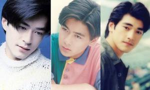 Vẻ đẹp ăn đứt mỹ nam Kpop của loạt tài tử Hoa ngữ đình đám một thời