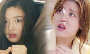 5 nữ chính phim Hàn ở dơ, luộm thuộm mà 'không yêu không được'