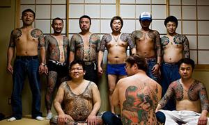 Nghệ thuật xăm hình kín người 'đáng sợ' của giới Yakuza Nhật Bản