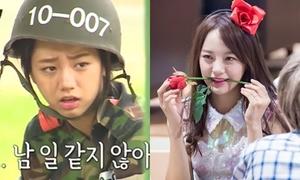 Những idol nữ Kpop sẽ 'sống sót' nếu gia nhập quân đội