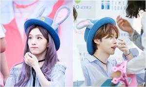 Những idol 'sinh ra' để đội chiếc mũ Judy cute lạc lối