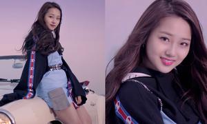 Bông hồng lai 18 tuổi đang gây sốt Kpop