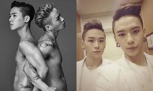 Cặp dancer song sinh siêu hot nhà YG hút fan không kém idol