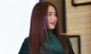Hòa Minzy: 'Giờ cứ nghe bị nói béo là thấy rùng mình'