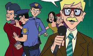 Thế giới Disney sẽ thế nào khi có sự xuất hiện của cảnh sát
