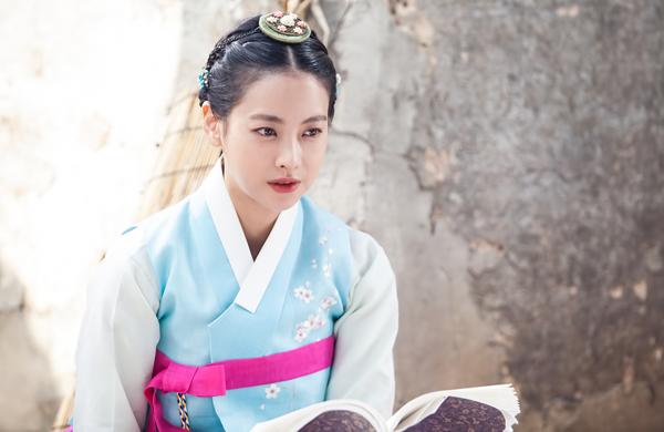 Nữ chính Oh Yeon Seo, khuôn mặt không hề có trong cuộc tuyển chọn.