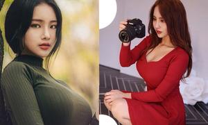 Hot girl Hàn gây sốt Instagram vì tỷ lệ thân hình khó tin