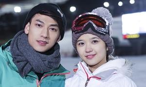 Isaac thức trắng đêm cực lãng mạn với Suni Hạ Linh