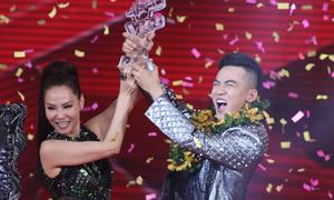 Ali Hoàng Dương trở thành Quán quân Giọng hát Việt 2017