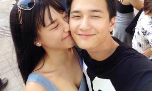 17 ảnh siêu ngọt của cặp 'chị ơi, anh yêu em' Hoàng Oanh - Huỳnh Anh trước chia tay