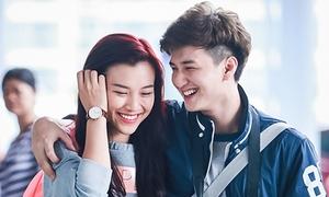 Hoàng Oanh - Huỳnh Anh chia tay sau 3 năm yêu nhau