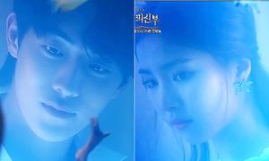 'Cô dâu Thủy thần' liên tiếp tung teaser cặp đôi chính 'đẹp và đơ'