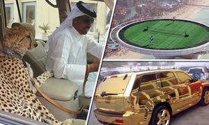 Những điều 'điên rồ' chỉ có ở nơi siêu giàu như Dubai