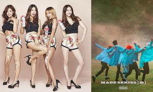 Những ca khúc Kpop cứ xem là thấy tràn trề hứng khởi ngày hè