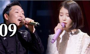 IU - PSY tạo nên sự kết hợp 'huyền thoại' trên Fantasic Duo