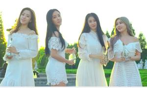T-ara đẹp ngỡ ngàng trong album cuối với 4 thành viên