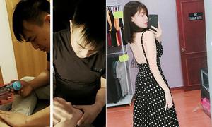 Sao Việt 6/6: Băng Di được bạn trai bóp chân, Lâm Á Hân úp mở có bầu lần hai