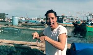 Hàng loạt vlogger Việt chia sẻ cảm xúc độc lạ hút fan
