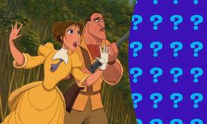 Quiz: Đọ trí nhớ qua nhân vật bị khuyết trong phim Disney (2)
