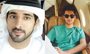Cuộc sống vương giả của 2 thiếu gia giàu nhất Dubai