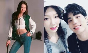 Sao Hàn 9/6: Nana đẹp không cần photoshop, Tae Yeon - Jong Hyun thân thiết
