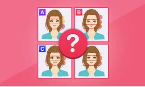Khám phá vận may của bạn theo tỷ lệ gương mặt