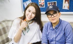 Hotgirl Vân Shi tái xuất showbiz sau 4 năm ở ẩn