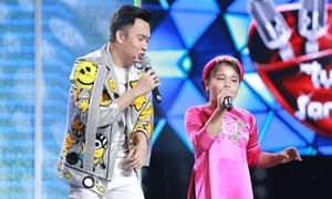 Dương Triệu Vũ: 'Làm HLV cuộc thi nhí đừng tưởng nói gì trẻ cũng nghe'