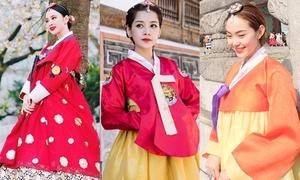 Người đẹp Việt nào hóa gái Hàn xinh nhất?