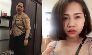 'Cô vợ đáng yêu nhất vịnh Bắc Bộ' khóc mếu khi bị chồng chê béo