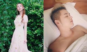 Sao Việt 11/6: Minh Hằng như thần tiên tỷ tỷ, Thanh Duy ngủ nướng vẫn soái ca