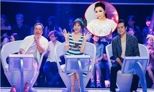 Hồ Quỳnh Hương phủ nhận hiềm khích với Hari Won quanh việc hủy làm giám khảo