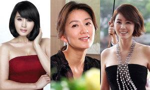 3 tượng đài nhan sắc U50 xứ Hàn trẻ như gái còn son