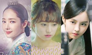 3 nàng nữ chính đang làm mọt phim Hàn 'lao đao' vì xinh xuất sắc