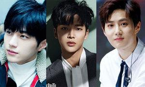 12 mỹ nam có khuôn mặt đẹp nhất Kpop