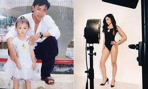 Sao Việt 14/6: Angela Phương Trinh xinh yêu từ bé, Huyền My chụp áo tắm gợi cảm