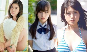 10 'nữ thần ngây thơ' màn ảnh Nhật khiến các chàng trai không thể rời mắt