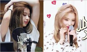 Những idol Hàn 'cuồng' động tác vuốt tóc trên sân khấu