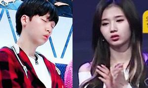 Sao Hàn 'gà gật' trên tivi: Người được khen cute, kẻ bị 'ném đá'