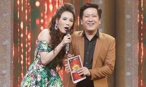 Trường Giang giả giọng gái để phản bác Hồ Quỳnh Hương 'quá điệu'