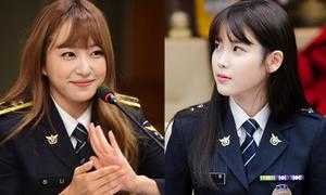 Fan boy sẽ tình nguyện bị còng tay nếu những mỹ nhân Kpop này là cảnh sát