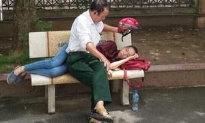 Những bức ảnh tình cha hơn cả vạn lời yêu thương