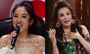 Puka 'phá nát' hit Honey khiến Hồ Quỳnh Hương đơ toàn tập