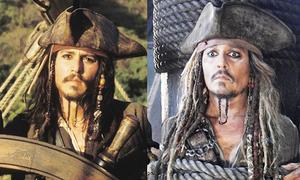 Loạt nhân vật nổi tiếng đã thay đổi như thế nào sau nhiều thập kỷ
