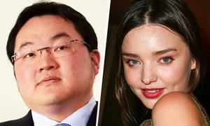 Mua kim cương 230 tỷ tặng Miranda Kerr bằng tiền công, tỷ phú Malaysia bị 'sờ gáy'