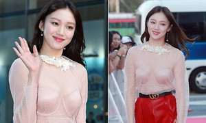 13 sao nữ Hàn đẹp 'lạ' đến các nàng cũng chết mê