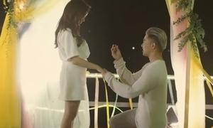 Sao Việt cầu hôn lãng mạn trong MV ngôn tình