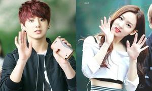 Na Yeon (Twice) sở hữu dàn fan nam toàn idol đình đám