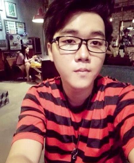 Andy Khánh Nguyễn cảm thấy có chút áp lực vì được bố mẹ chăm sóc quá kỹ trước kỳ thi.